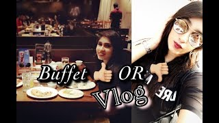 connectYoutube - MUMBAI'S BEST BUFFET | SIGREE GLOBAL GRILL ~MALAD | INFINITY MALL 2 VLOG