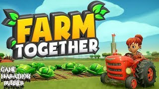 Farm Together Gameplay - Farmville Type Game 1080p 60FPS