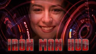 Iron Man Hud Effect