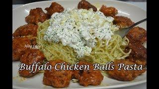 Buffalo Chicken Pasta