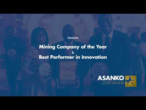 Asanko Gold Ghana – Mine Of The Year