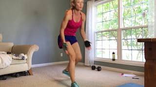 Fit With Deb: Easy Abs Workout 4
