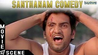 Maanja Velu - Santhanam Comedy Compilation |Arun Vijay, Dhansika