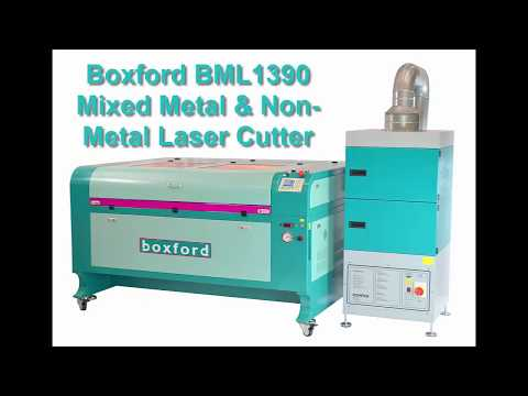 BML1390 Mixed Laser Cutting Metal