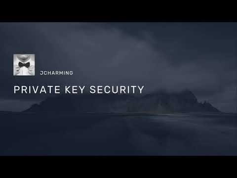 Crypto Private Key Security Explained 🔑