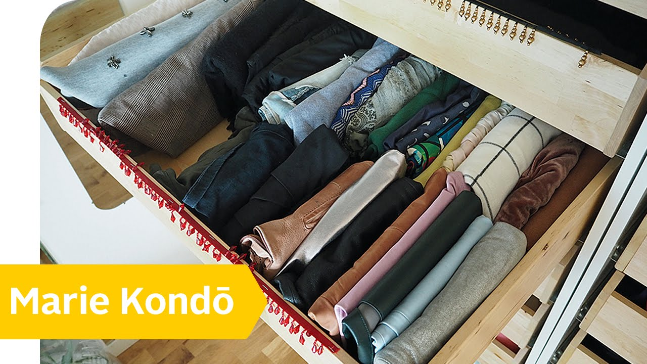 marie kondo aufr umen ordnung schaffen mit system roombeez powered by otto youtube. Black Bedroom Furniture Sets. Home Design Ideas