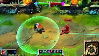 Knockout Lee Sin Skin Spotlight - League of Legends