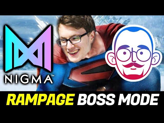 NIGMA vs 5MEN —  SUPERMAN RAMPAGE