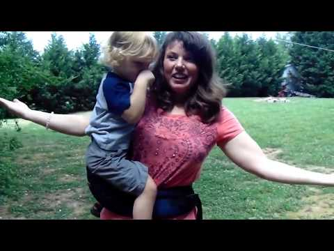 Toddler Hip Seat Carrier Review: A Simple Way To Carry Your Child On Your Hip!