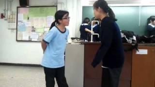 聖傑靈女子中學戲劇班