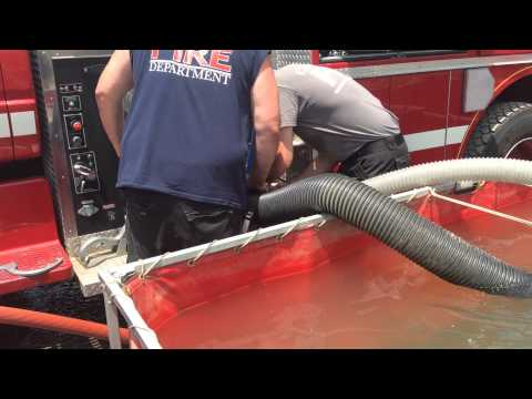 Part 7 - Rural Water Supply Drill - Shelby County, Alabama - June 2015 - 1,000 GPM Club