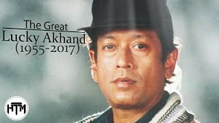 Lucky Aakhand (A Tribute) | লাকী আখন্দ | Rumman ft. Siam | HTM Records