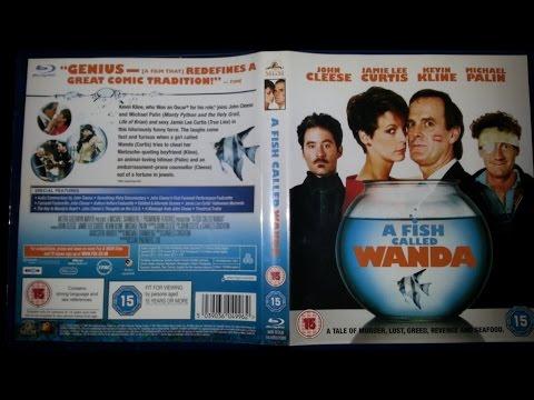 A Fish Called Wanda Blu-Ray Product Review