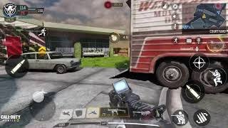 Call of duty Mobile hard point