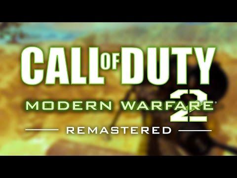 "MODERN WARFARE 2 ""REMASTERED""..."