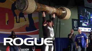 2019 Arnold Strongman Classic | Austrian Oak - Full Live Stream Event 4