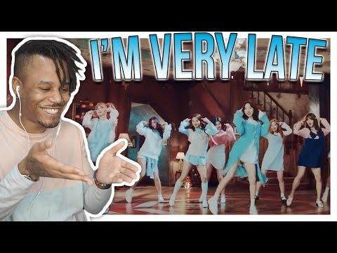 "Reacting To TWICE ""TT"" MV"