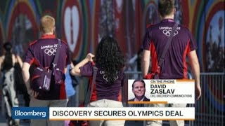 How Will Discovery Make Money on Olympics?