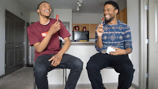 EATING THE WORLD'S HOTTEST LOLLIPOP!!! (Toe of Satan Challenge 2017)