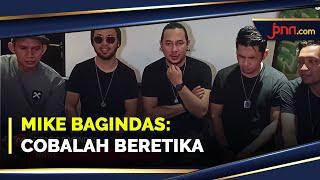 Mike Kesal Dengan Mantan Vokalis Bagindas Bian - JPNN.com