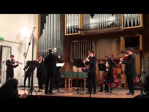 Musica Barocca in conservatorio a Piacenza