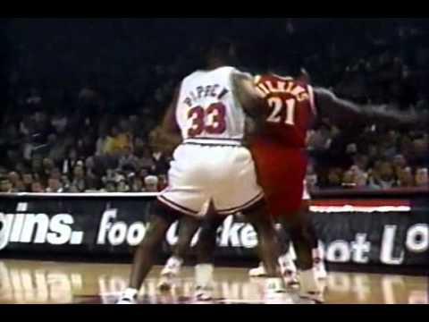 Atlanta Hawks @ Chicago Bulls 07 11 1992
