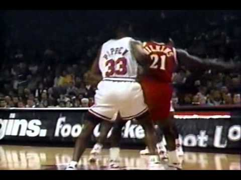 Atlanta Hawks @ Chicago Bulls 07 11 1992