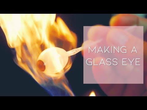 Glass Eye Making Comes to JPL