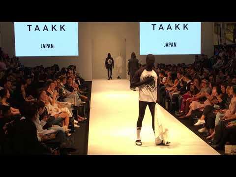 TAAKK Japan KL Fashion Week 2017