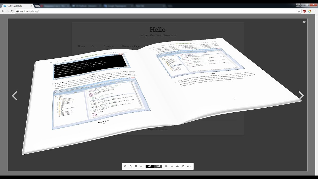 Interactive 3D FlipBook – WordPress plugin | WordPress org
