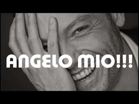ANGELO MIO-Tiziano Ferro-testo
