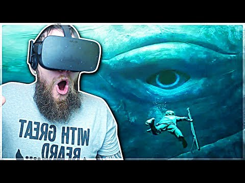MOBY D!CK IN VR! Chrysalis   Oculus Rift + Touch Gameplay