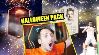 SPACCHETTAMENTO HALLOWEEN ULTIMATE SCREAM!!!  HO TROVATO ROBERTO BAGGIO ICON SU FUTGAMER