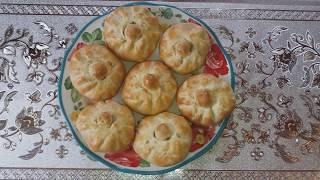 Вак бэлиш с мясом#рецепты#кулинария#тесто#выпечка#татарскаякухня#башкирскаякухня