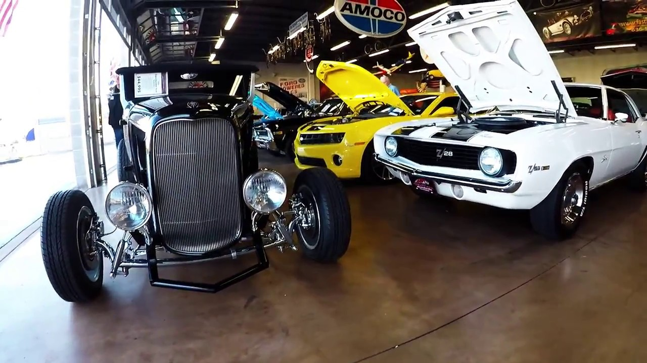 Fast Lane Classic Cars Saint Charles Mo Youtube