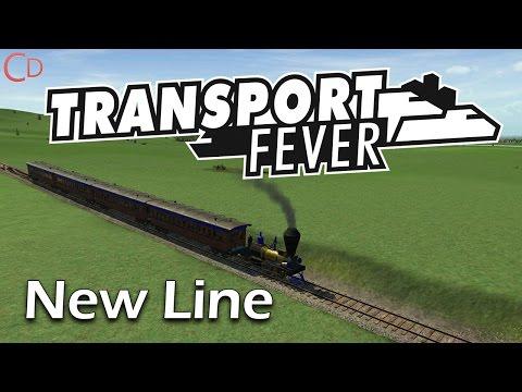 New Line - Transport Fever
