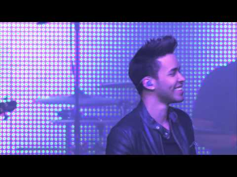 Afro-Latino Festival 2013 Bree (B): Prince Royce - Ven Conmigo / Stand by Me - Live