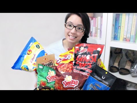 🇿🇦Trying South African Chips & Biltong! | rosellalee