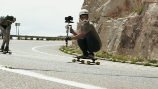 How to Film from a Longboard | Ultimate Rush