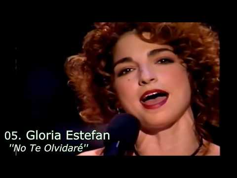 Top 100 Música Latina Solo En Español del Año 1987