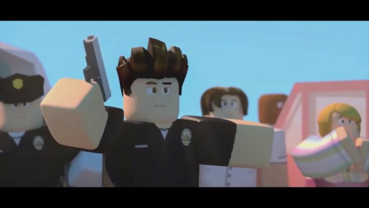 "Roblox Song ♪ ""Slaying in Roblox"" Roblox Parody (Roblox Animation)"