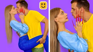 TOP COUPLE PRANKS! Trick Your Frineds & Funny DIY Pranks by Mr Degree