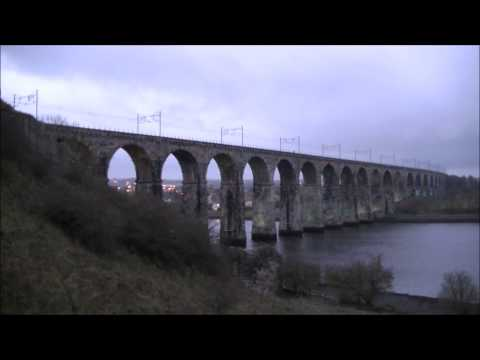 Out 'n' About to Berwick Upon Tweed - 19 November 2014