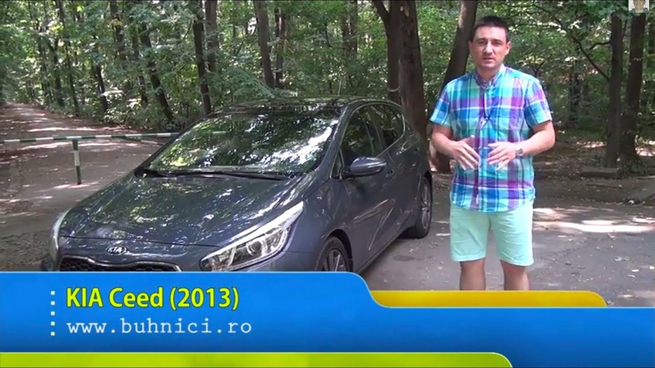 Kia Ceed crdi 2013 (www.buhnici.ro)