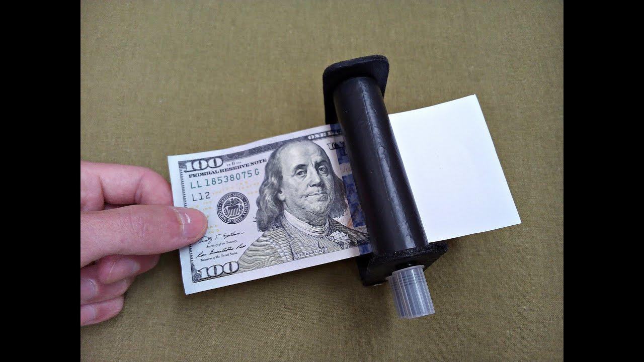 Как сделать в домашних условиях машинку для денег 81