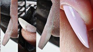 Растущие Вверх ногти ногти ТРАМПЛИНЧИКИ