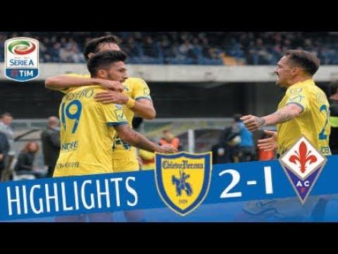 Chievo - Fiorentina 2-1 - Highlights - Giornata 7 - Serie A TIM 2017/18