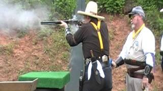 Confederate Colt Mule Camp 2009 Stage 4