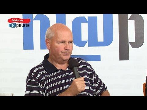 Peter Staněk o hrozbe jadrovej a biologickej vojny