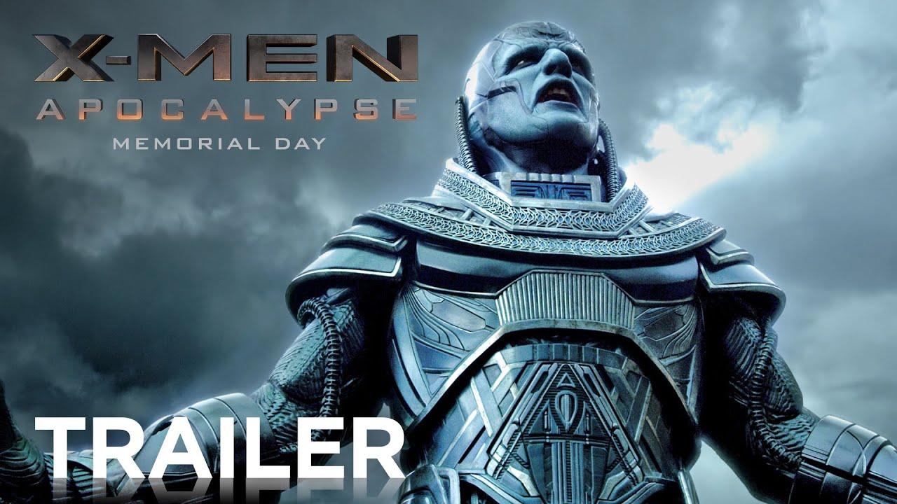 xmen apocalypse teaser trailer hd 20th century fox